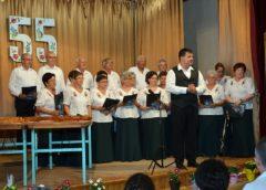 55 éves a Zákányszéki Parasztkórus